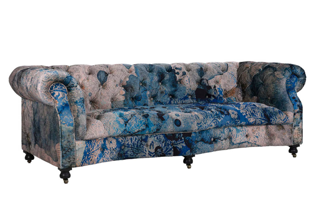 Barker and Stonehouse Timothy Oulton Sofa