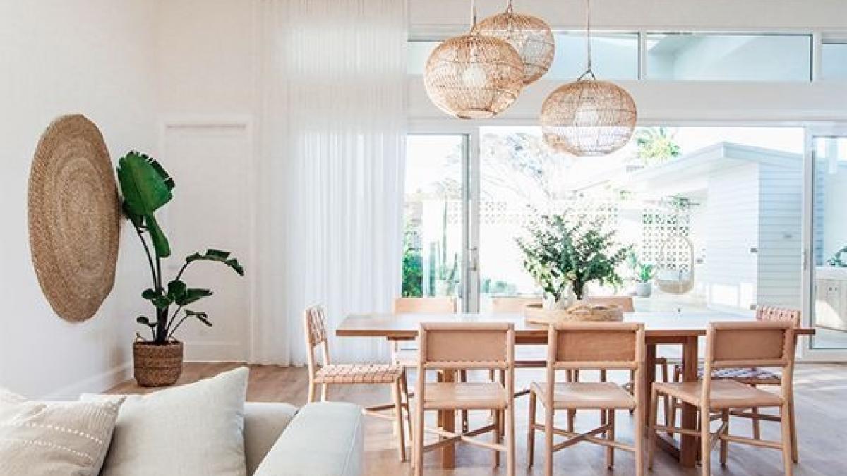 Contemporary style interior