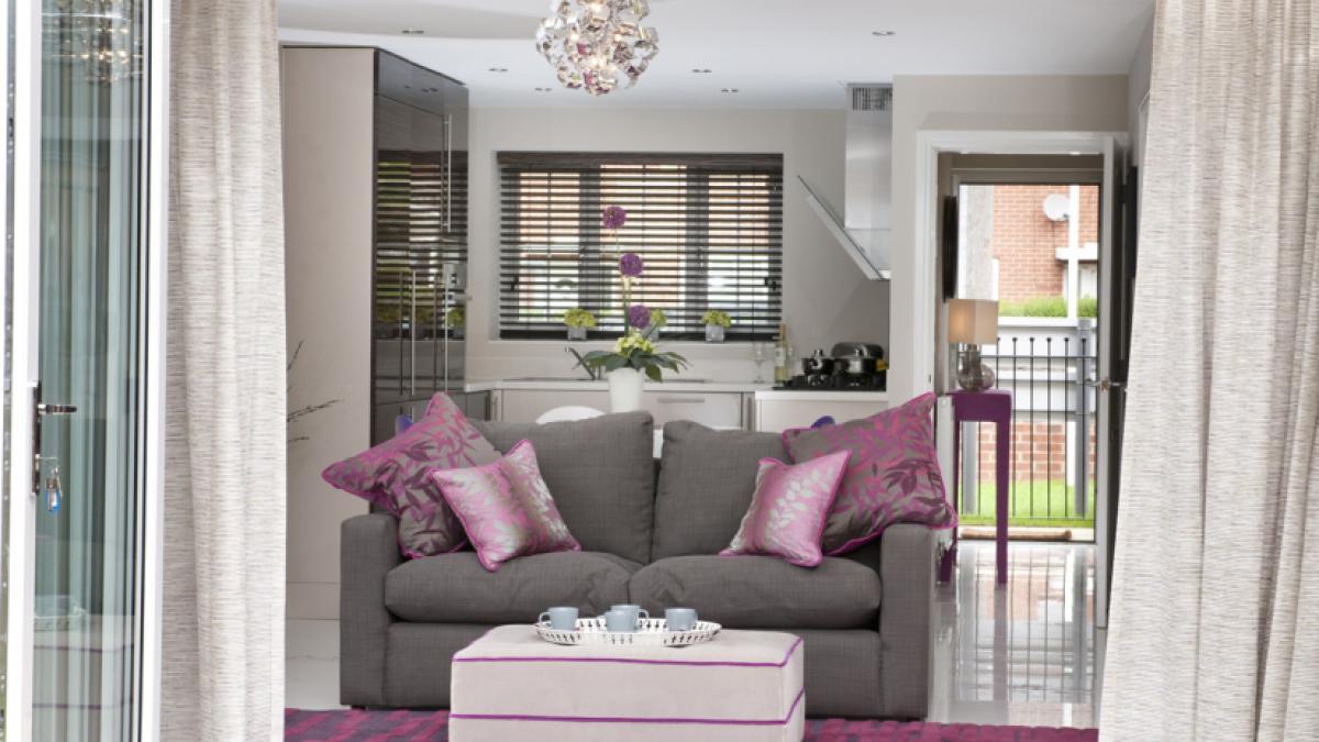 Wonderful Show Home Interior Design Contemporary