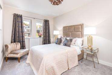 Interior design Horsforth Show Home