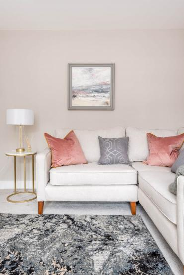 Showhome interior design Leeds - West Park