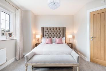 Show home interior design, Otley, Yorkshire